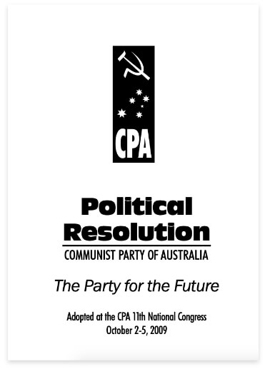 Political Resolution