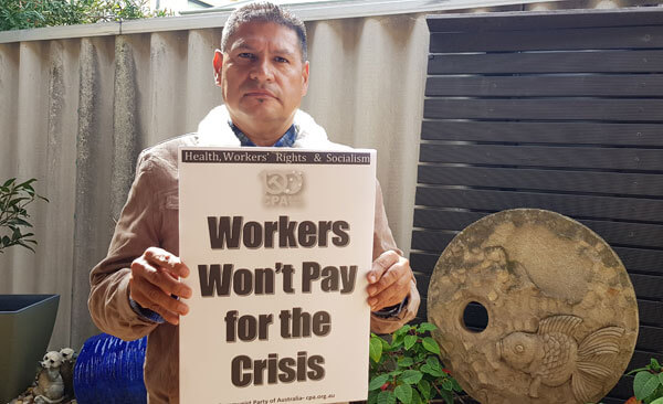 Workers Won't Pay for the Crisis