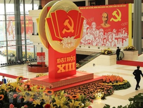CPA Greeting to the 13th Congress Communist Party of Viet Nam