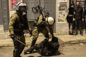 Greece protests police brutality