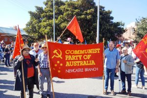 May Day actions across the country