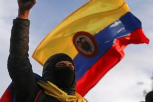 Solidarity with the Colombian people