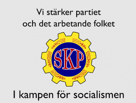 38th Congress of the Communist Party of Sweden