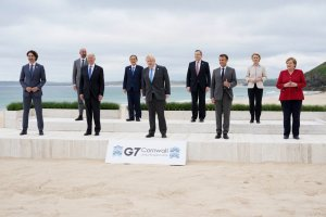 US rallies allies against China at G7 Summit