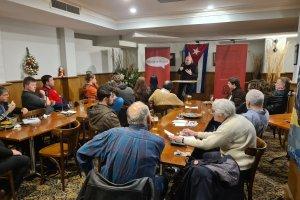 Politics in the pub – Perth
