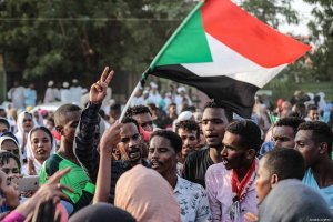 """Sudan's ongoing struggle: """"a revolution in the making"""""""